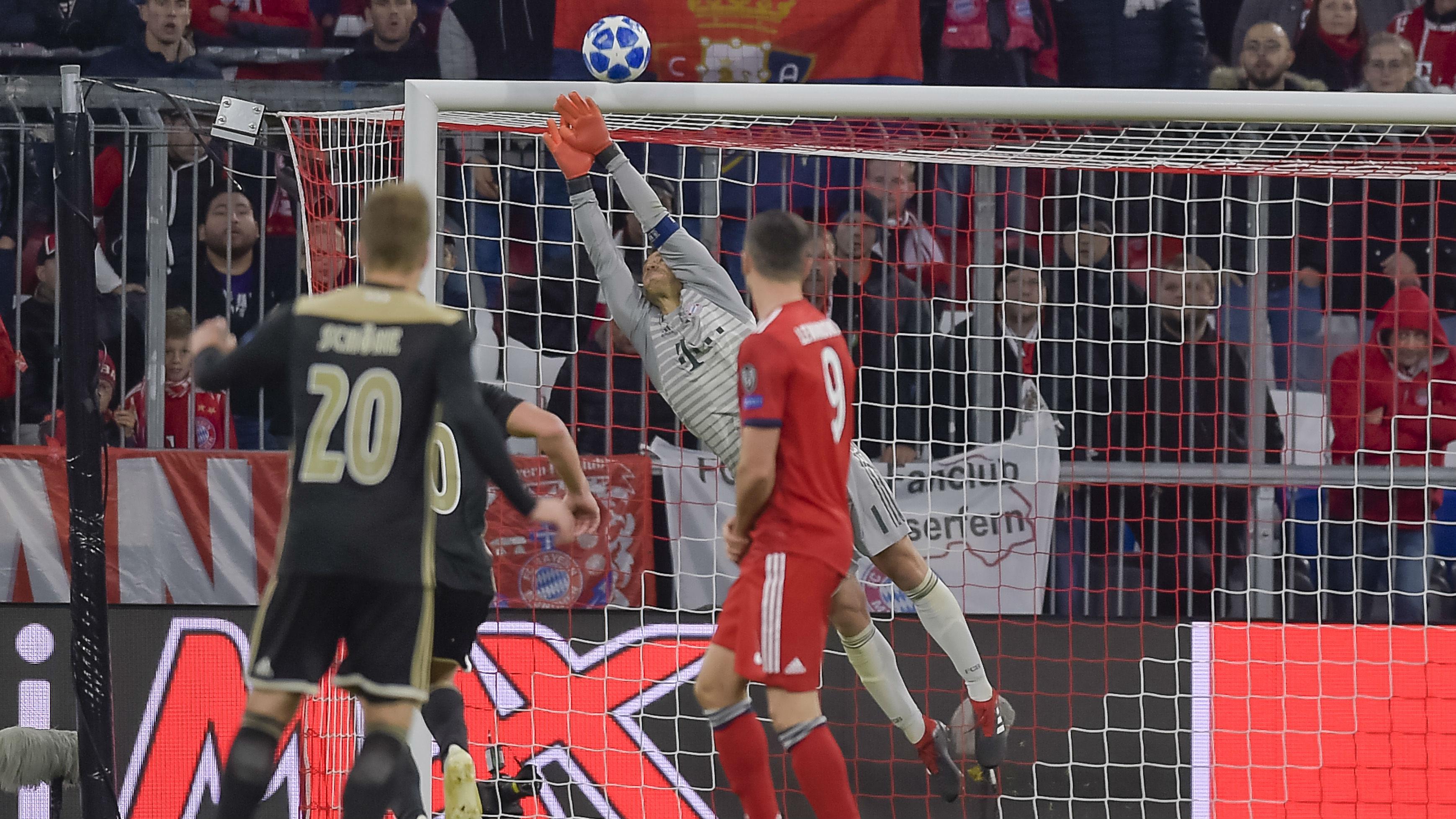 Manuel Neuer FC Bayern Ajax