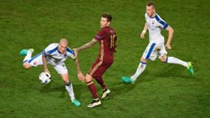 Martin Skrtel Russia Slovakia Group B Euro 2016
