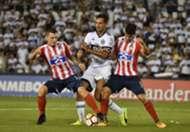 Olimpia vs Junior Copa Libertadores