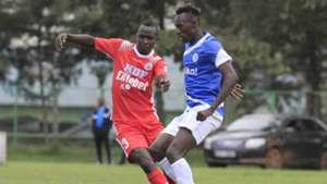 Oliver Ruto of Ulinzi Stars v Sofapaka