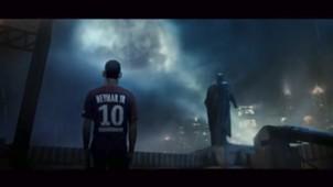 neymar batman
