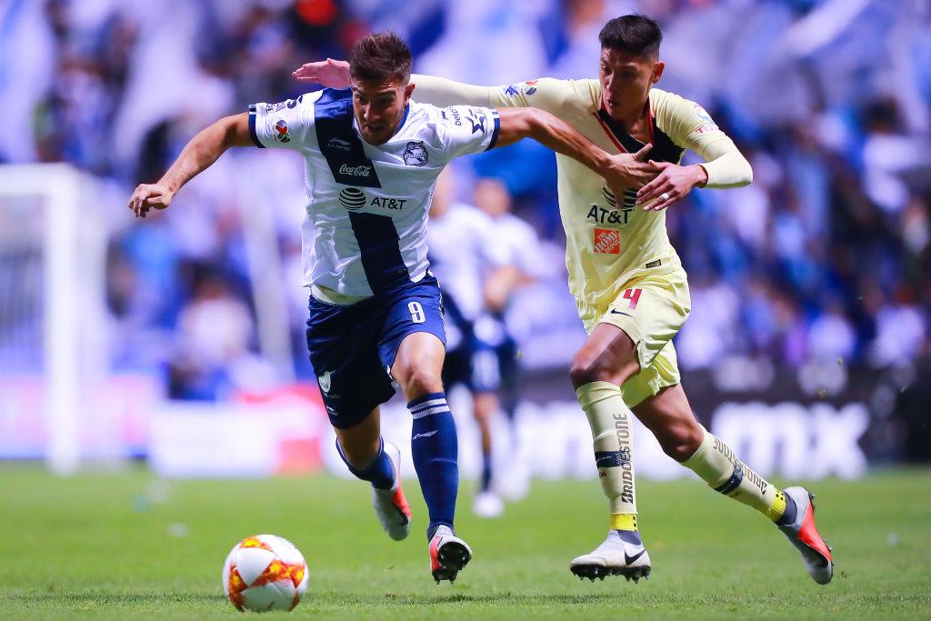 En Qu 233 Canal Va El Puebla Vs Pumas De La Liga Mx Clausura