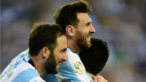 Lionel Messi - Gonzalo Higuaín