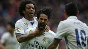 Isco Sporting Gijon Real Madrid La Liga