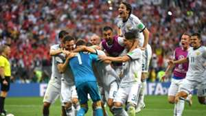 Russia Spain World Cup 2018