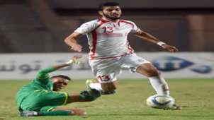 Tunisian forward Ferjani Sassi