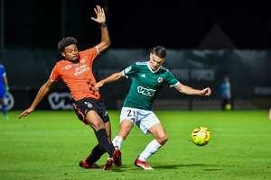 Malcom Edjouma Lorient