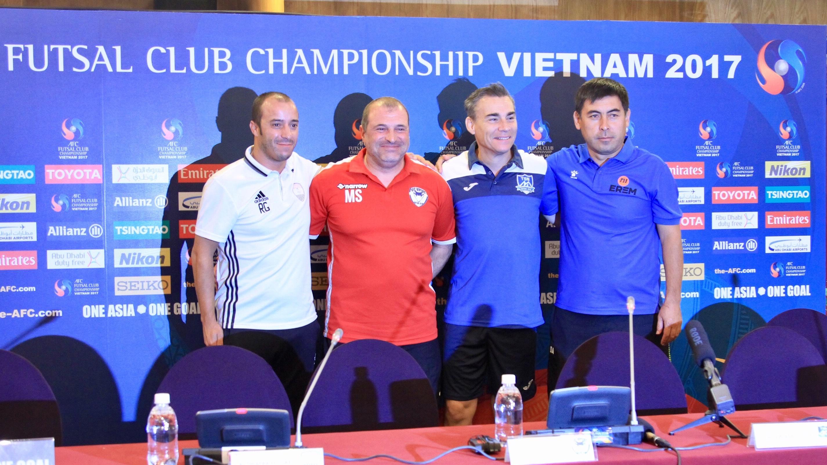 Futsal AFC 2017