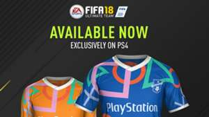 FIFA 18 Playstation 4 Kit