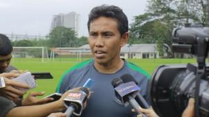 Bima Sakti - Asisten Pelatih Timnas Indonesia U-22
