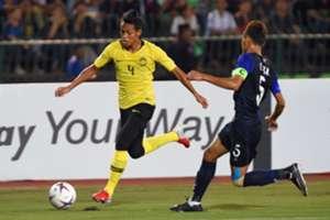 Cambodia v Malaysia - AFF Suzuki Cup 2018
