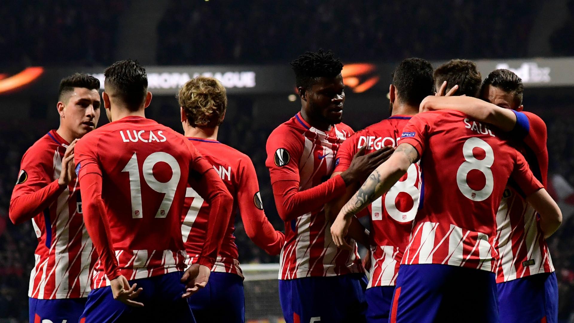 Atletico Madrid Lokomotiv Europa League
