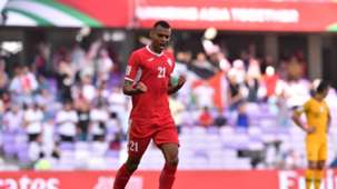 Anas Bani Yaseen Jordan Asian Cup