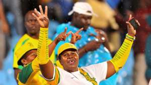 Sundowns fans vs SuperSport