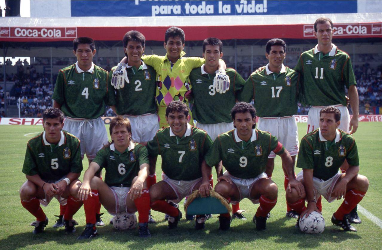 México Copa America 1993