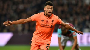 Alex Oxlade-Chamberlain Liverpool Premier League