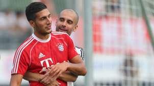 Emre Can Pep Guardiola Bayern Munich 2013