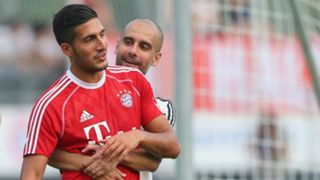 Emre Can Pep Guardiola Bayern Munich 2013