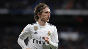 Luka Modric Real Madrid 2018-19 Copa del Rey