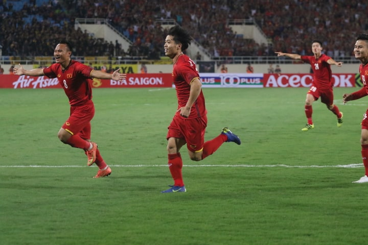 Vietnam vs Malaysia AFF Cup 2018