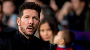 Diego Simeone Atletico de Madrid Athletic de Bilbao LaLiga 10112018