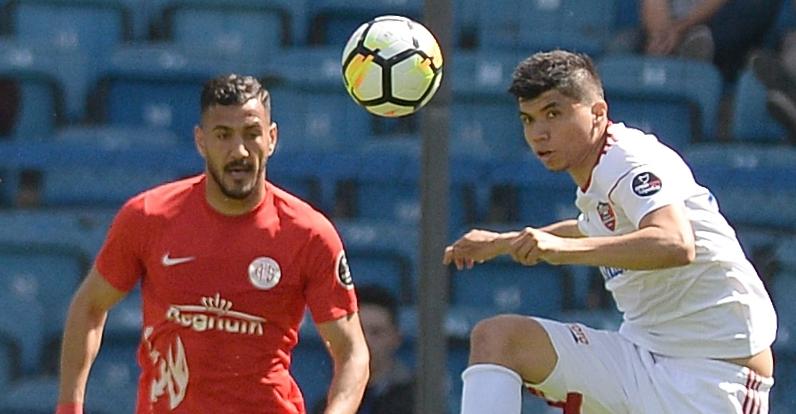 Deniz Kadah İshak Dogan Karabukspor Antalyaspor 03/07/18