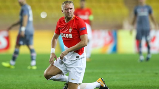 Kamil Glik Monaco Besiktas UEFA Champions League 17102017