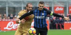 Mauro Icardi Lorenzo De Silvestri Inter Torino Serie A