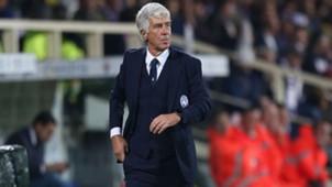 Gian Piero Gasperini Fiorentina Atalanta