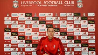Rhys Williams Liverpool 2019