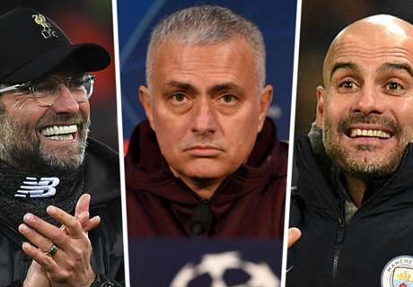 Mou: Klopp or Pep do it & they're special, when I do it, I'm out!