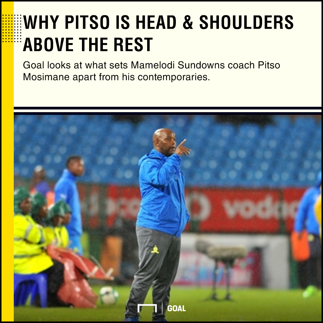 Why Pitso is the best PS
