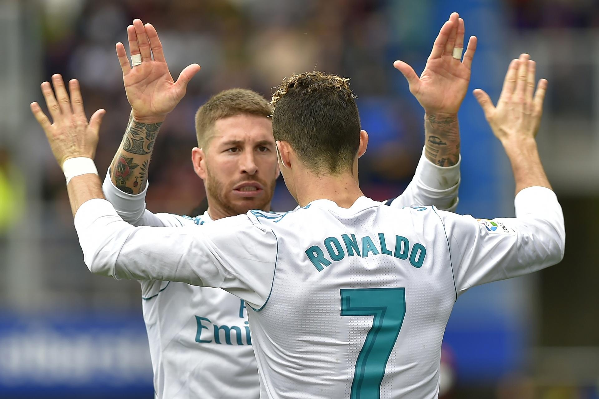 Real Madrid aceita aumentar salário de Cristiano Ronaldo; saiba o valor