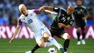 Javier Mascherano Lionel Messi Argentina Islandia Iceland World Cup 16062018