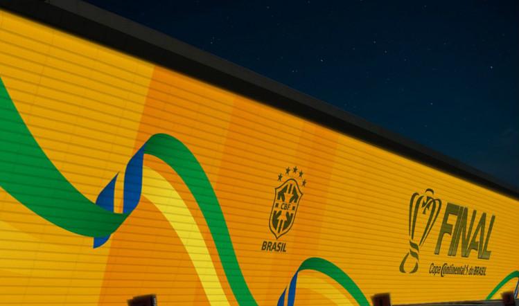 Arena Corinthians - Final Copa do Brasil