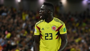 Davinson Sanchez Colombia
