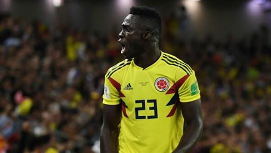 Davinson Sanchez Colombia