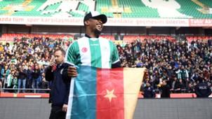 Samuel Eto'o Konyaspor Cameroon