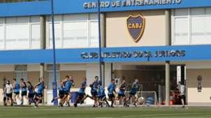 Boca Entrenamiento Ezeiza Enero 2019