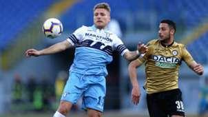 Immobile Mandragora - Lazio Udinese