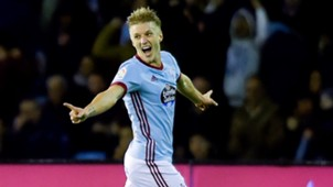 Daniel Wass Celta Real Madrid LaLiga 07012018