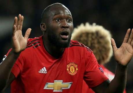 'Lukaku disrespecting Man Utd with exit talk'