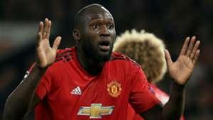 Romelu Lukaku Manchester United 2018-18
