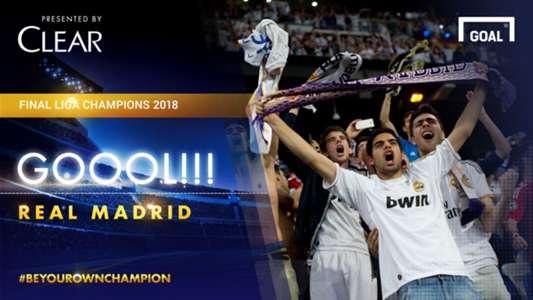 Real Madrid 1 Goal Alert