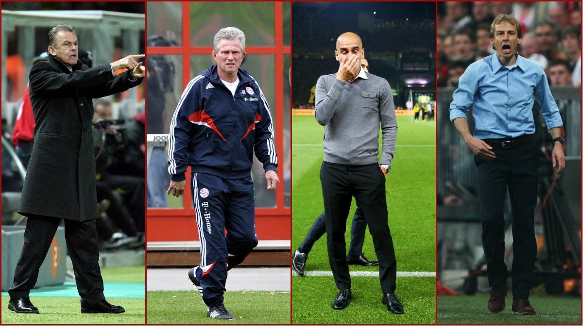 GFX Bayern Trainer der letzten 20 Jahre