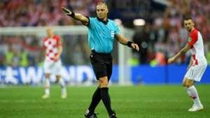 Nestor Pitana France Croatia World Cup 2018 Final 15072018