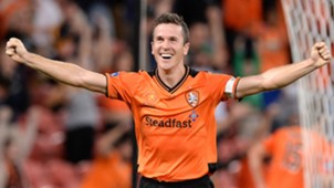Matt McKay Brisbane Roar