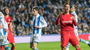 Roque Mesa Real Sociedad Sevilla LaLiga