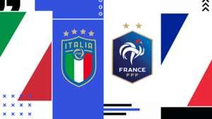 Italia u17-Francia u17 tv streaming