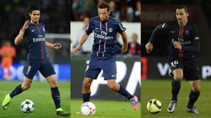 collage PSG